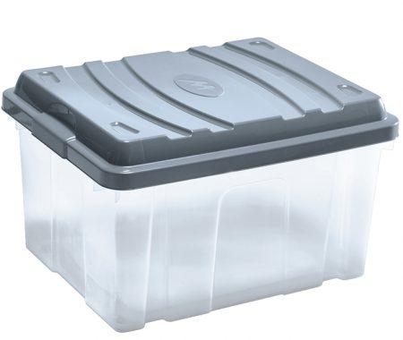 grande scatola per riporre oggetti in plastica di mazzei home