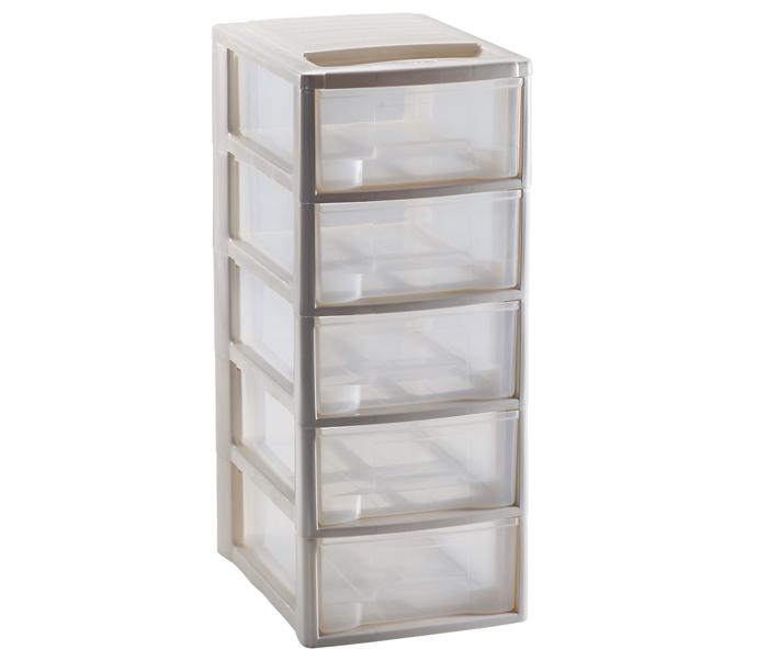 mini cassettiera 5 casetti formato A5 mazzei home larciano