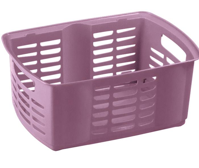 cesta panni in plastica impilabile prodotto mazzei home