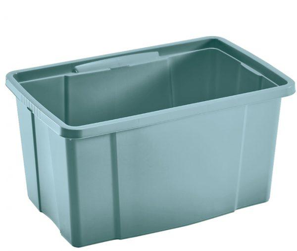 scatola impilabile in plastica produzione mazzei home