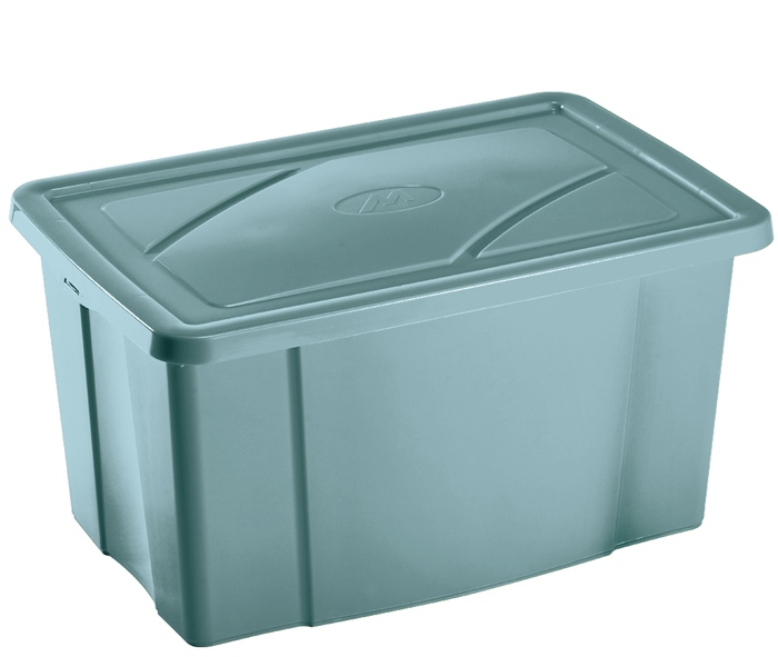 ampia scatola con coperchio per riporre oggetti prodotto mazzei home