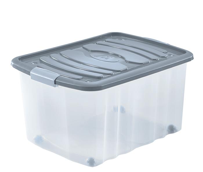 scatola con coperchio e chiusura a scatto produzione mazzei home