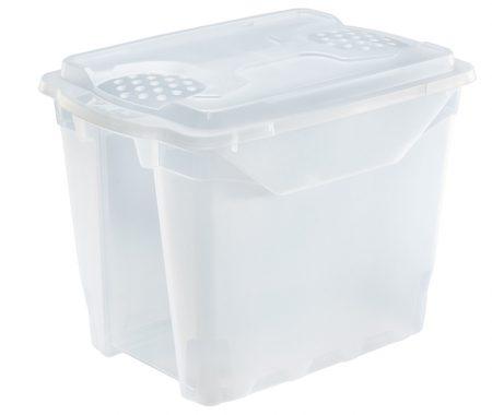 scatola con coperchio per riporre oggetti produzione mazzei home