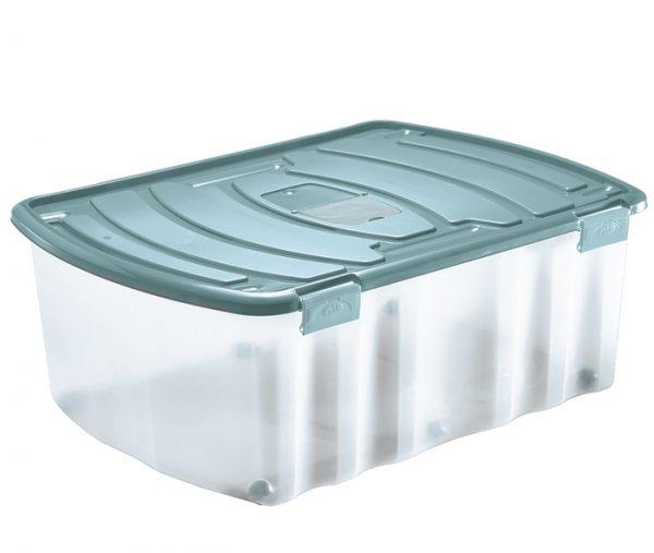 scatola in plastica per oggetti mazzei home