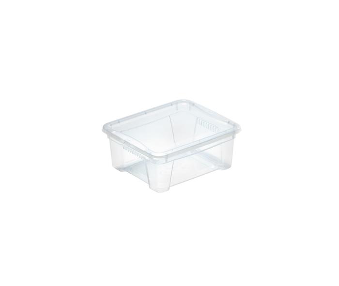 piccola scatola trasparente con coperchio mazzei home