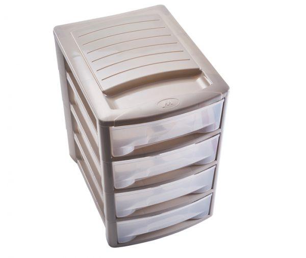 mini cassettiera A5 tre o quattro cassetti mazzei home