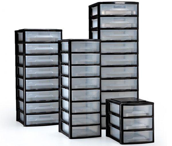 cassettiere nere da ufficio mazzei home larciano