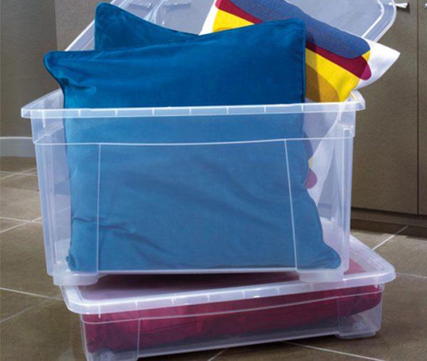 scatole per immagazzinare vestiti produzione mazzei home