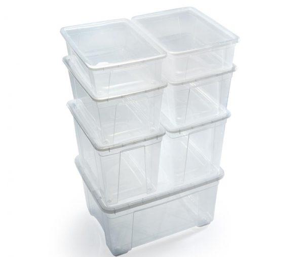 scatole con coperchio e ruote impilate mazzei home