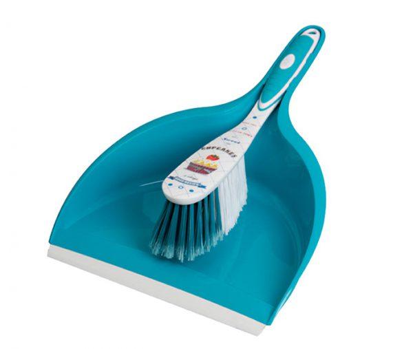 paletta con spazzola