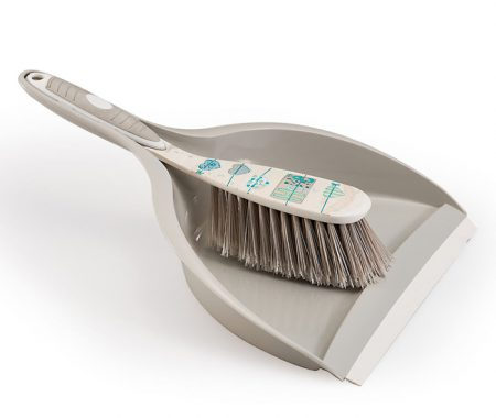 paletta con spazzola per pavimenti mazzei home