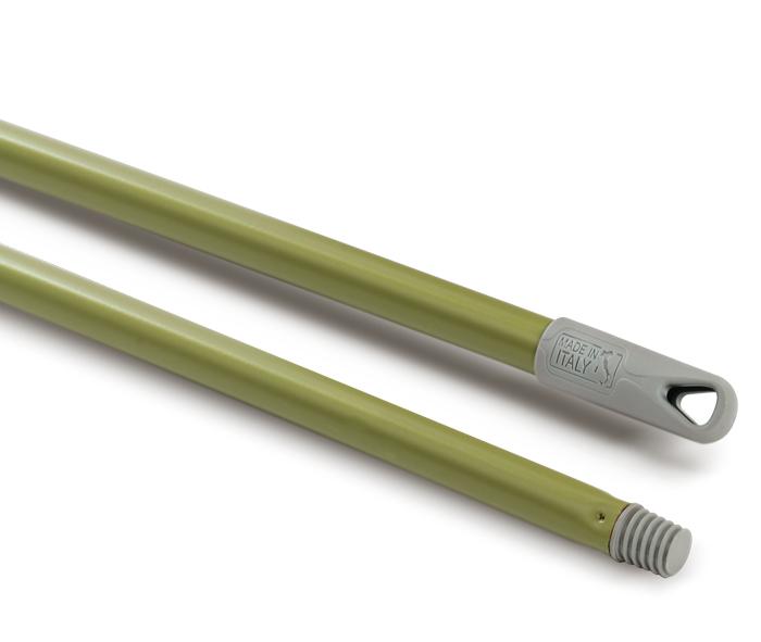manico metallico per scopa o frattazzo