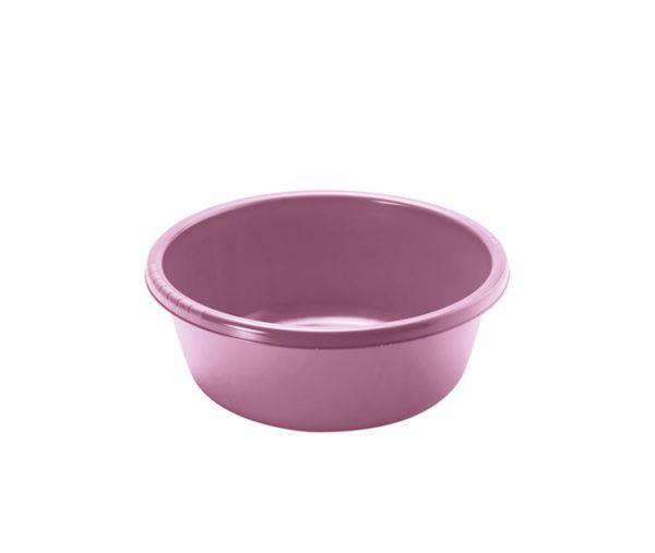 piccola bacinella rotonda colorata di rosa mazzei
