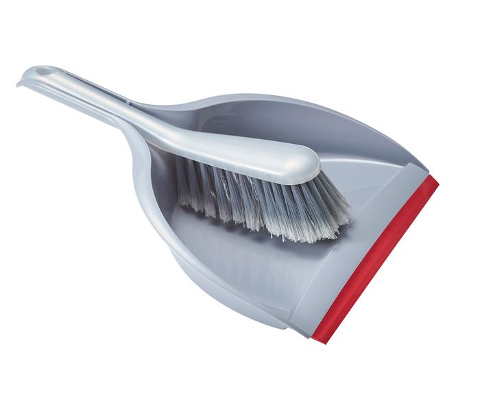 paletta con spazzola per pulire mazzei home