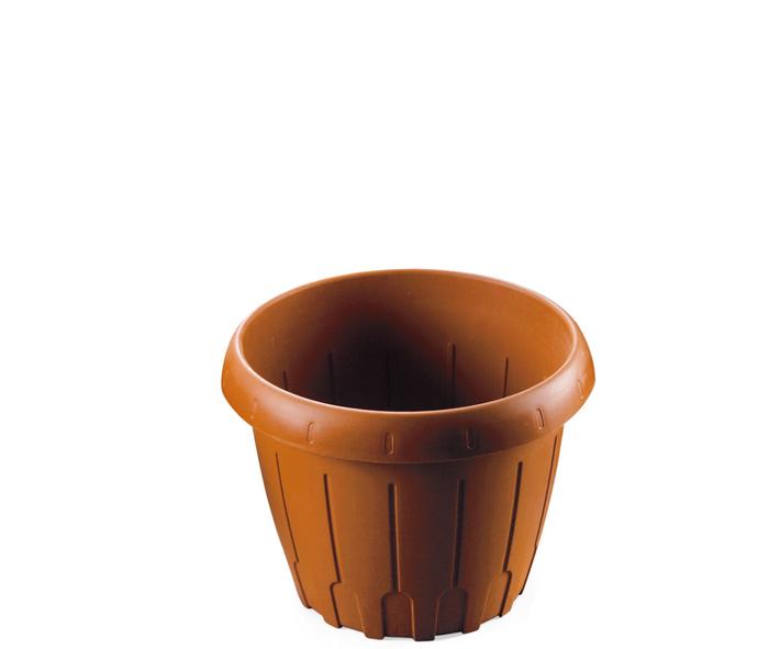 vaso da fiori in plastica