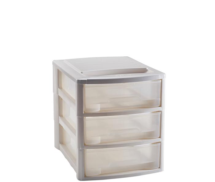 mini cassettiera cassetti A4 prodotto mazzei home