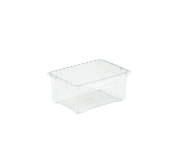 piccola scatola trasparente con coperchio prodotta da mazzei home