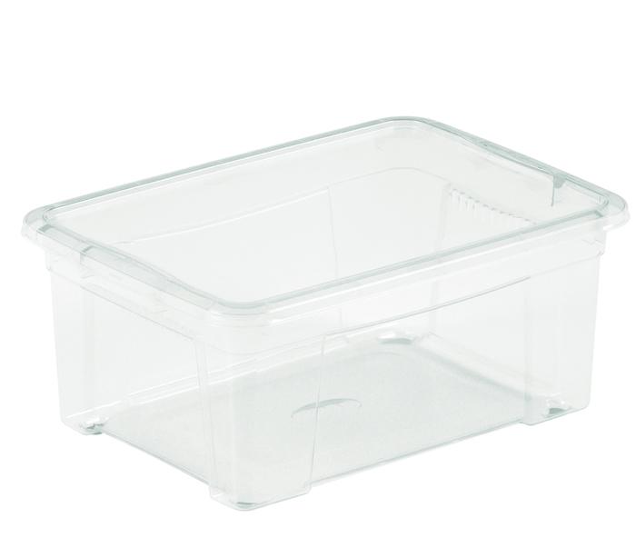scatola in plastica con coperchio prodotta da mazzei home